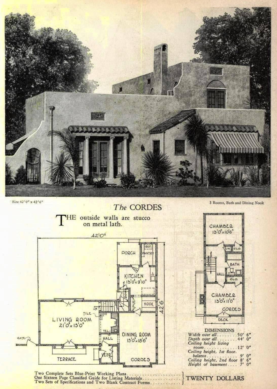 Art Deco House Floor Plans House Plans 151908