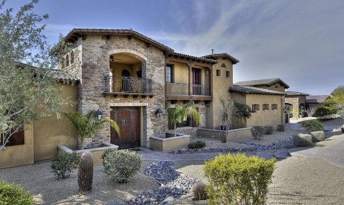 Art Now Then Southwestern Style Architecture