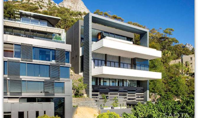 Art Symphony Amazing Multi Level House Cape Town