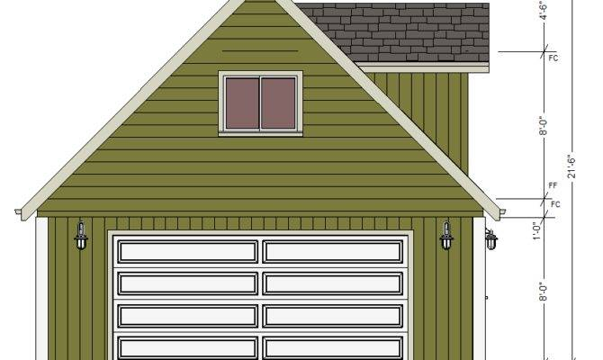 Artistic Garage Plans Loft House