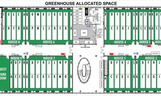 Artistic Greenhouse Layout Plans House