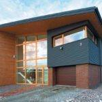 Artistic House Design Brick Wall Interior Ideas Style