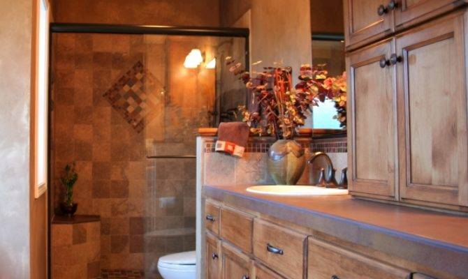 Arts Craft Style Bathroom