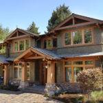 Arts Craft Style House Outdoor Plans