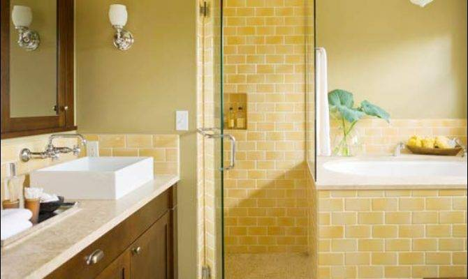 Arts Crafts Bathroom Design Ideas Room