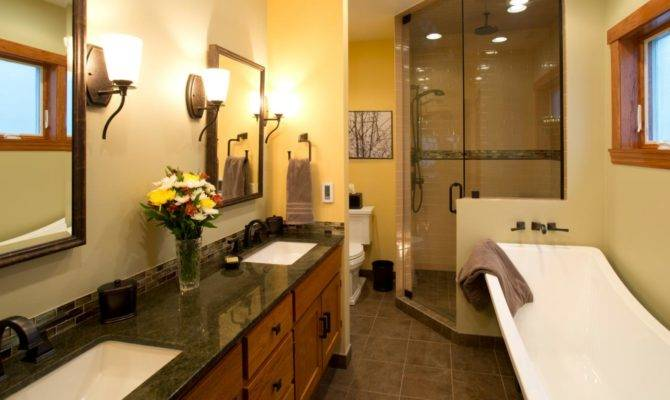 Arts Crafts Bathrooms Ideas Tips Hgtv