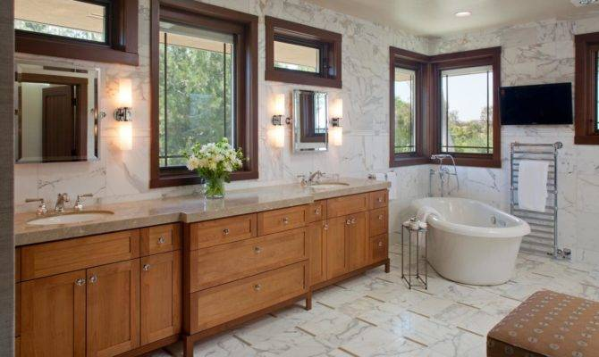 Arts And Crafts Style Bathroom Ideas