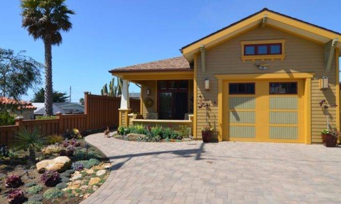 Arts Crafts Garage Doors Home Design Ideas
