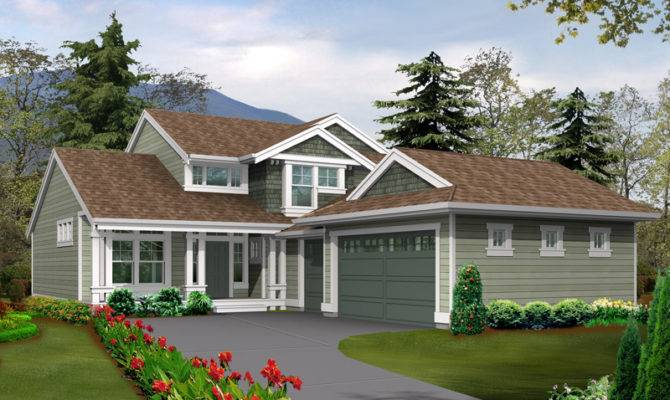 Arts Crafts House Plans Country Craftsman