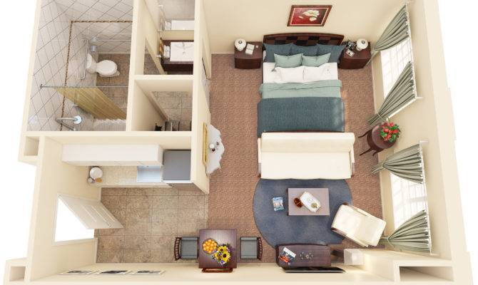 Assisted Living Apartments Comfort Home Floor Plans