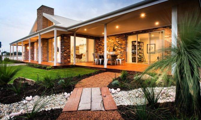 Astonishing Driftwood Country Farm House Dale Alcock Homes