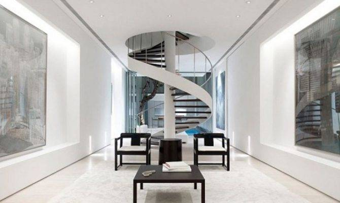 Astonishing Spiral Staircase Designs Fabulous Look Your House