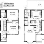 Astoria Victorian Home Plans Floor Plan