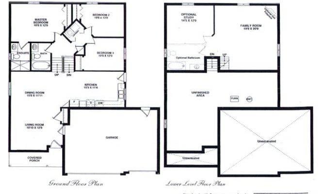 Astounding Level Split House Plans Exterior