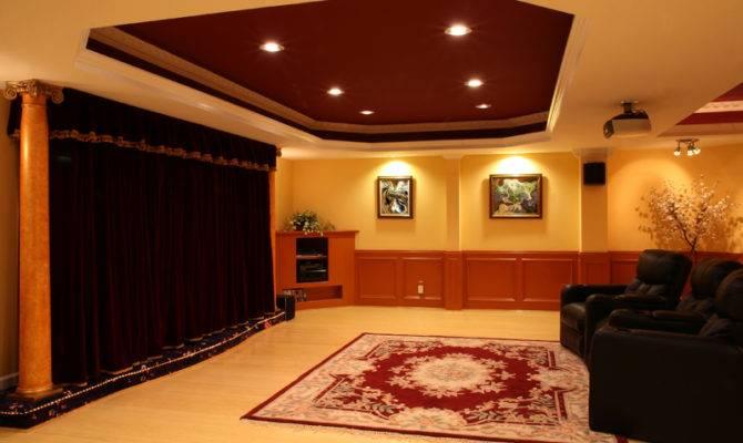 Atlanta Home Designers Custom Basement