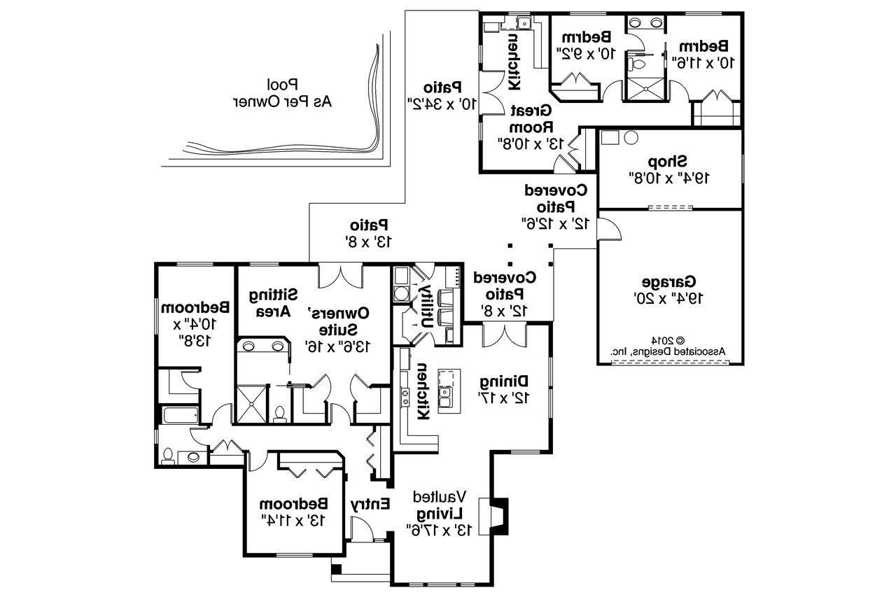 Attached Guest House Plans Home Deco House Plans 163105