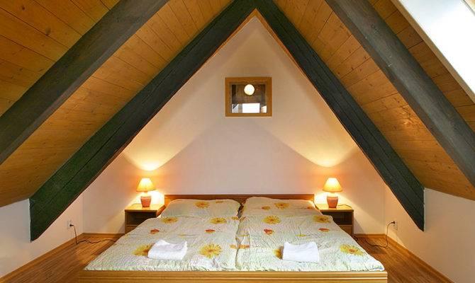 Attic Design Spaces Bedrooms Interiors