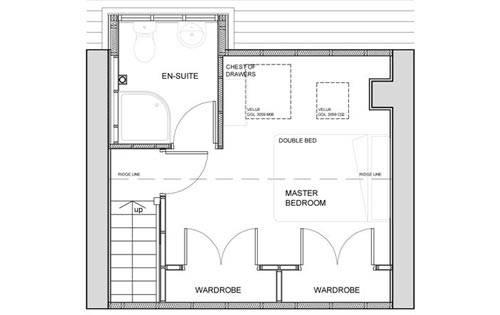 Attic Floor Plans Beautiful Photos House Plans 155116