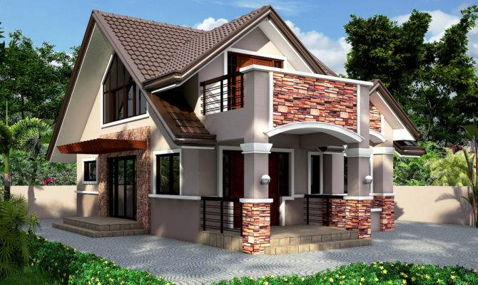 Attic House Design Philippines