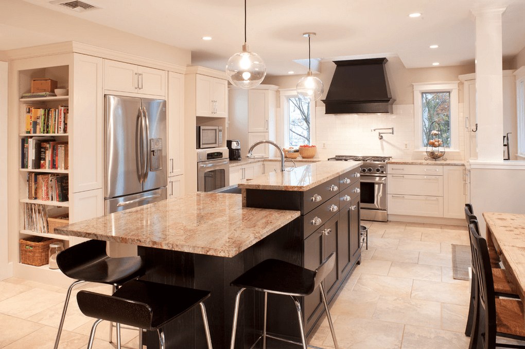 Attractive Kitchen Island Designs Remodeling Your House Plans 151433