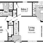 Augusta Cape Cod Style Modular Home Pennwest Homes Model