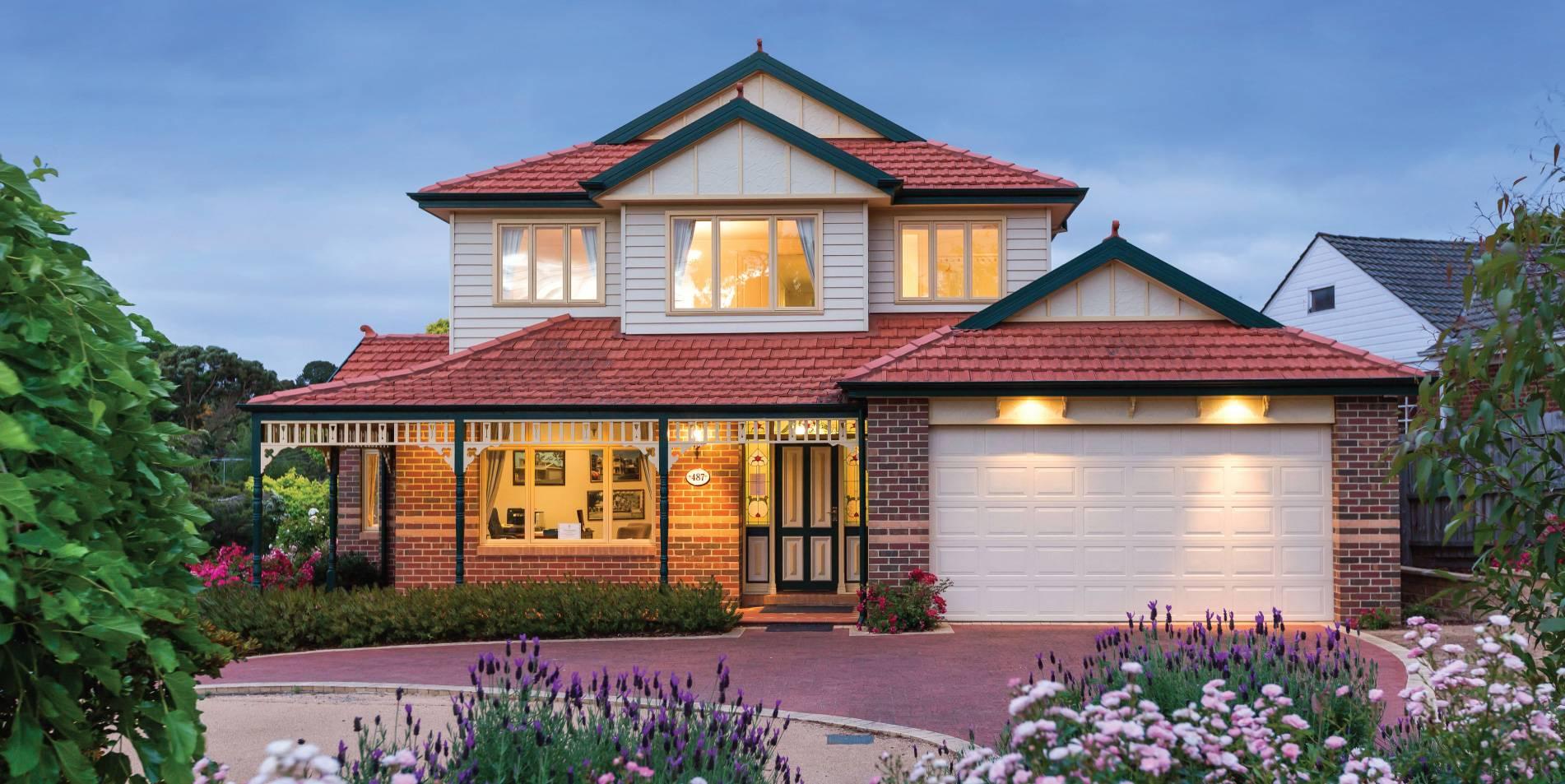 Australian Federation House Designs - House Plans | #160793