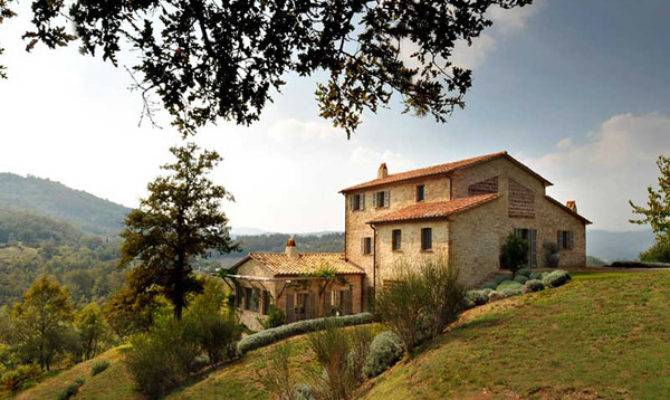 Authentic Italian Home Added Modern Features