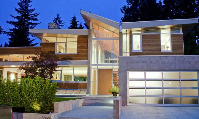 Award Winning Contemporary Design North Vancouver Werner