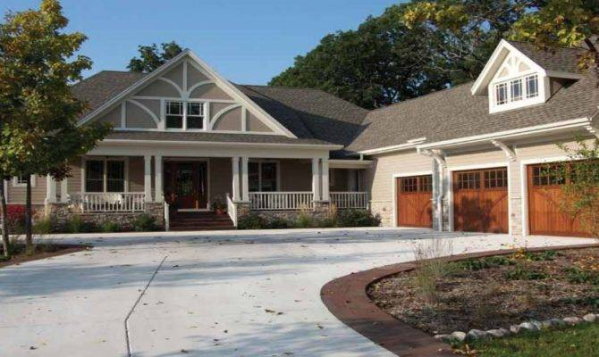 Award Winning Craftsman House Plans Style