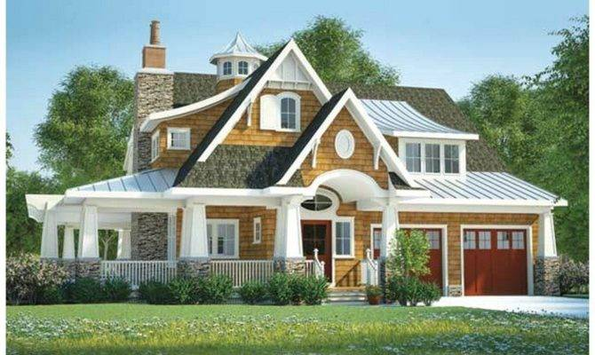 Award Winning Craftsman House Plans