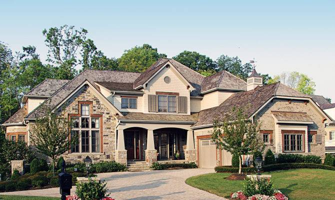 Award Winning Craftsman Manor Architectural
