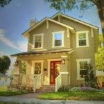Award Winning Narrow Lot House Plan