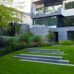 Awarded Contemporary Home Beautiful Garden Toronto