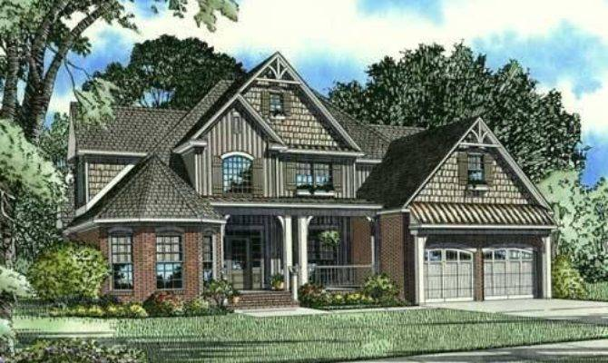 Awesome Best Craftsman House Plans Story Cottage