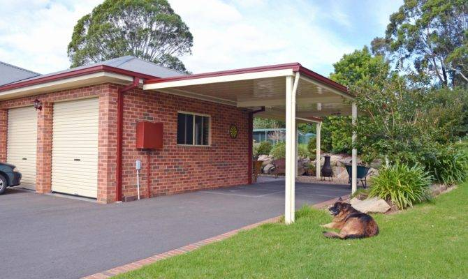 Awesome Carport Attached House Plans Ideas Open Modern
