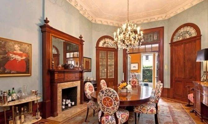 Awesome Classic Victorian Home Interior Design