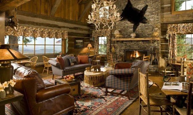 Awesome Country Homes Interior Design Inspiration