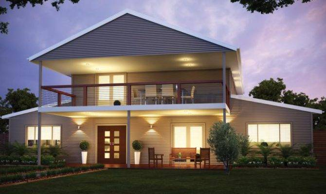 Awesome Country Style Kit Homes Architecture