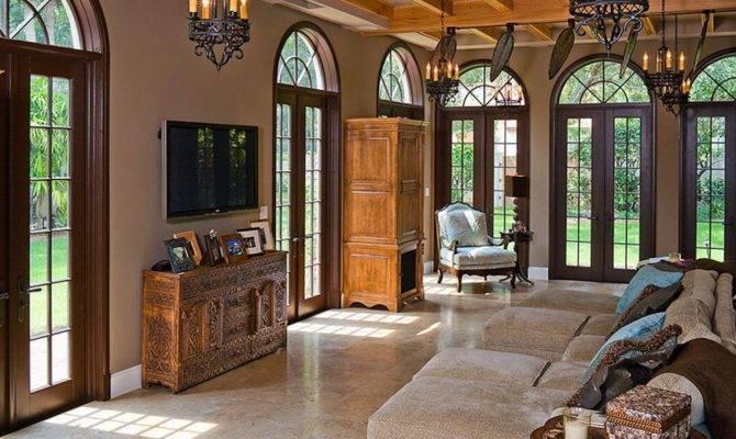 Awesome Design Mediterranean Modern Interior
