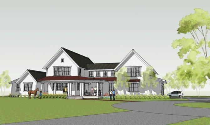 Awesome Farmhouse House Plans Modern Design