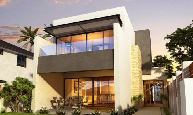 Awesome Frontage Home Designs Ideas Decoration