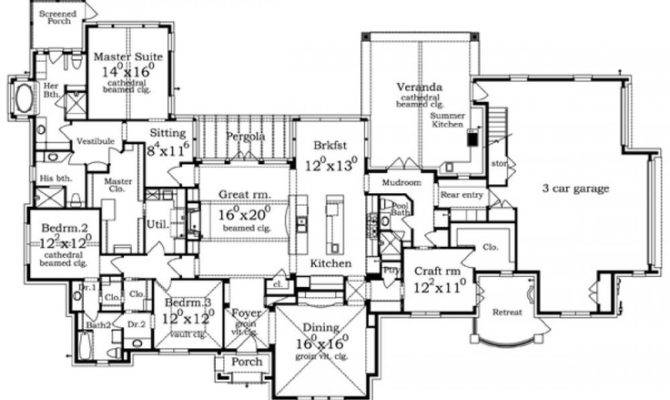 Awesome House Plan Building Big Pinterest