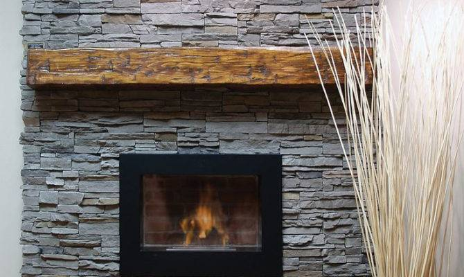 Best Faux Stone Fireplaces Ideas, Awesome Stone Fireplaces