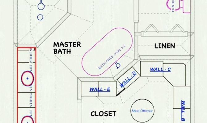 Awesome Master Bedroom Bath Addition Floor Plans