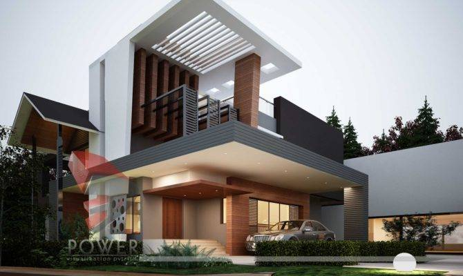 Awesome Modern House Architecture Aida Homes