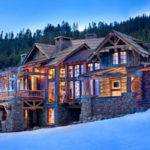 Awesome Mountain House Ideas Home Design Interior