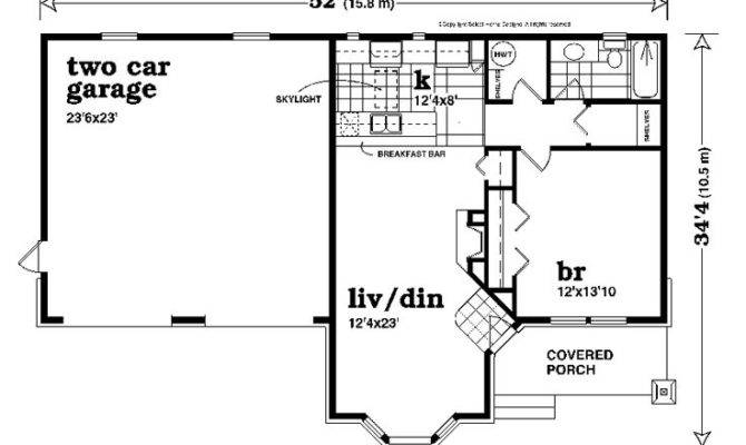 Awesome One Story Garage Apartment Floor Plans