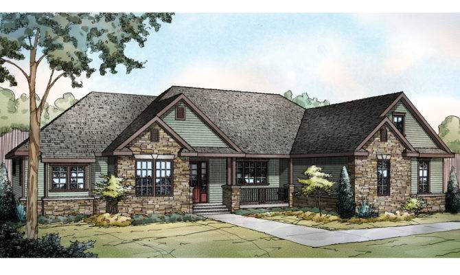 Awesome Ranch Homes Plans House Style Home