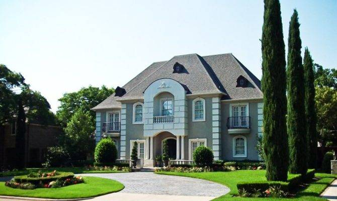 Awesome Renaissance Style Homes Architecture