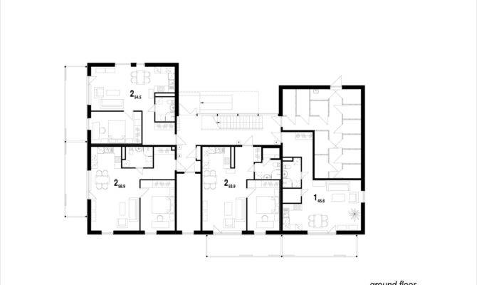 Awesome Residential House Plans Simple Floor Plan